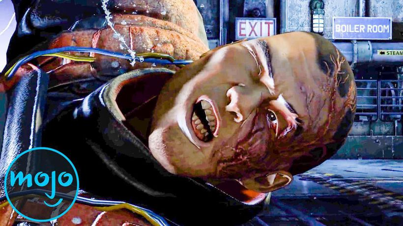 Top 10 Times Video Game Characters Got What They Deserved