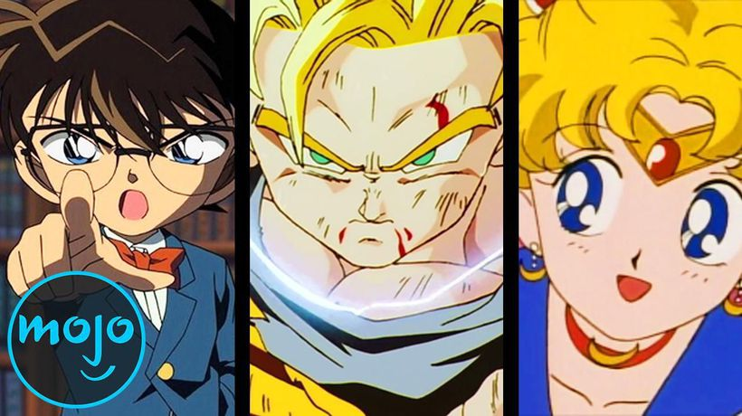 Top 10 90s Anime That Are Still Popular Today