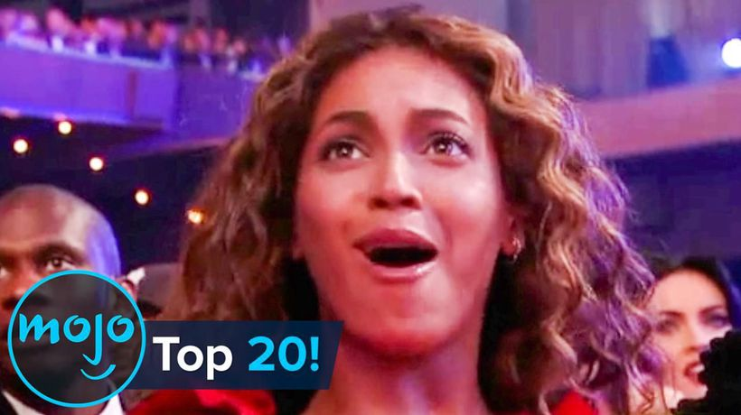 Top 20 Most Awkward Award Show Moments Ever