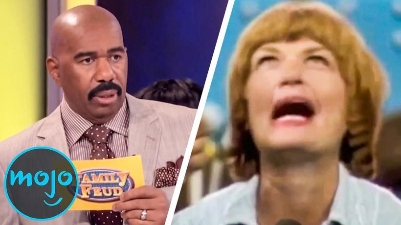 Top 10 Most Embarrassing Family Feud Answers