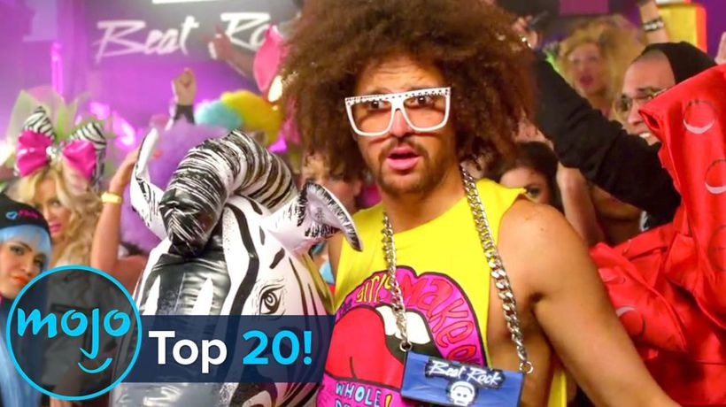 Top 20 Annoyingly Catchy Songs