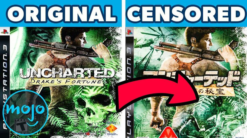 Top 10 PlayStation Games That Were Censored