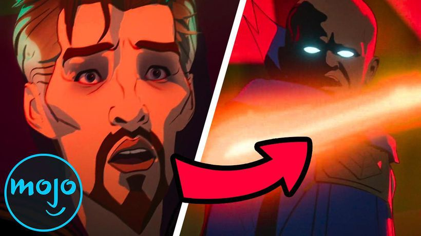 Top 10 Things You Missed in Marvel's What If...? Episode 4