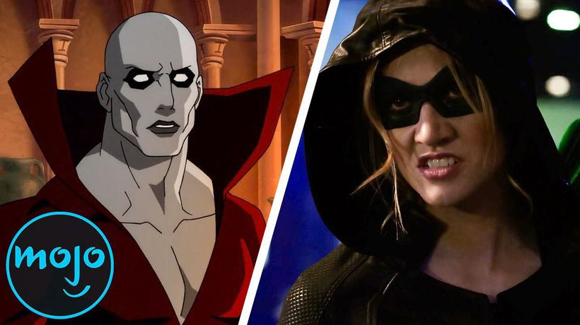 Top 10 Cancelled Superhero TV Shows We Never Got To See
