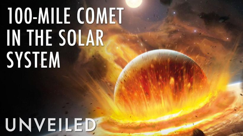Scientists Discover a 100-Mile Megacomet - Here's All You Need To Know | Unveiled