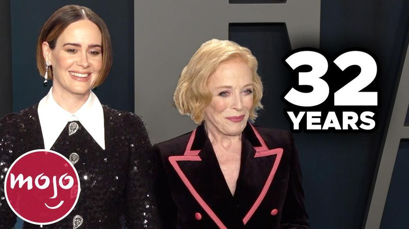 Top 20 Celebrity Couples With A Big Age Difference