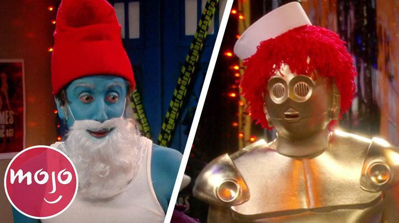 Top 10 Best Cosplays & Costumes on The Big Bang Theory