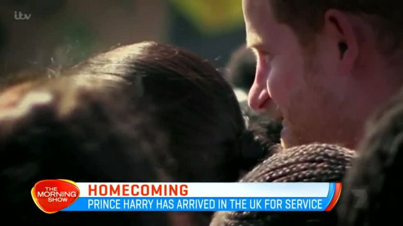Harry's homecoming to help heal royal rift