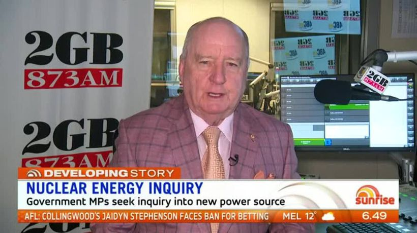 Government MPs seek inquiry into nuclear power