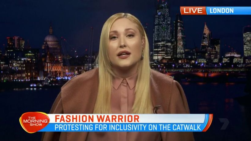 Hayley Hasselhoff joins The Morning Show