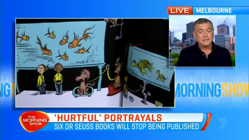 'Hurtful' Dr Seuss books cancelled