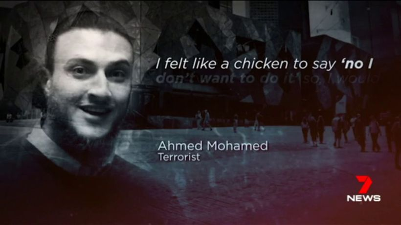 Convicted terrorist says he turned to Islamic State to be 'cool'