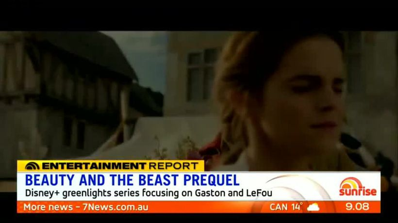 Beauty and the Beast spin off coming