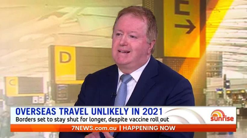 Travel agent boss hopeful borders will reopen this year