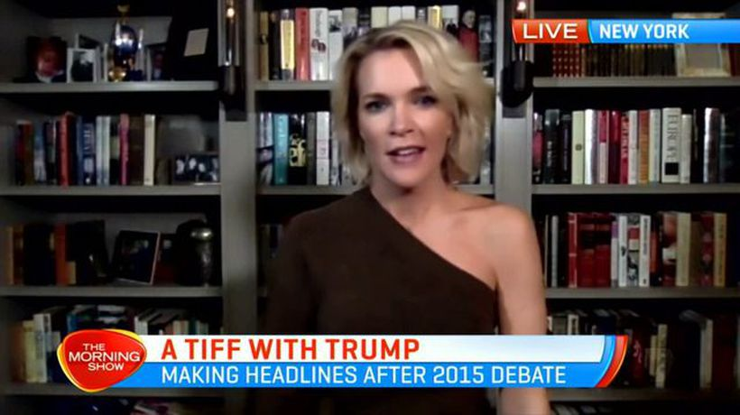 Nothing off limits for Megyn Kelly
