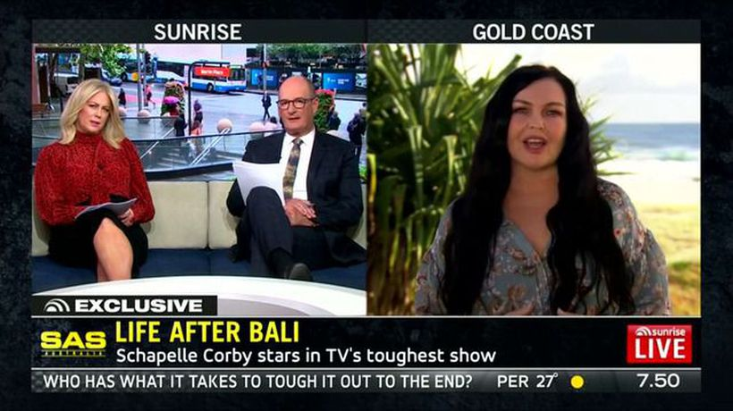 'I did this for myself:' Schapelle Corby
