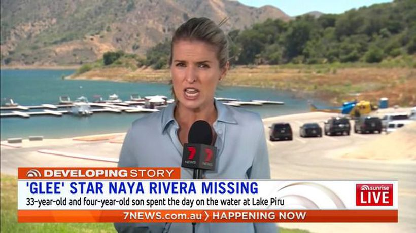 Glee actress presumed dead in lake drowning