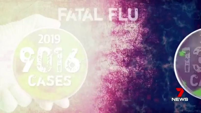 14 influenza deaths in past week