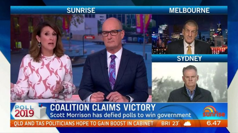 Morrison's election miracle