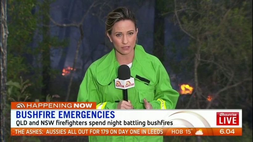 Bushfire emergencies