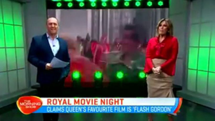 'Flash Gordon' the Queen's favourite movie