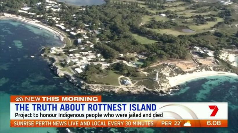 Plans to honour Indigenous prisoners on Rottnest Island