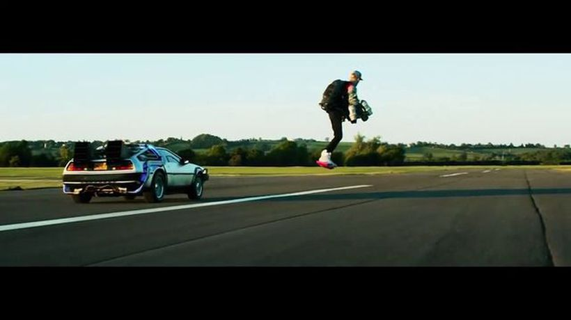 The real-life hoverboard that actually works
