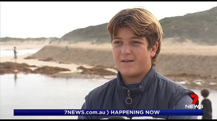 Surfers save teenage boy in Perth's South West