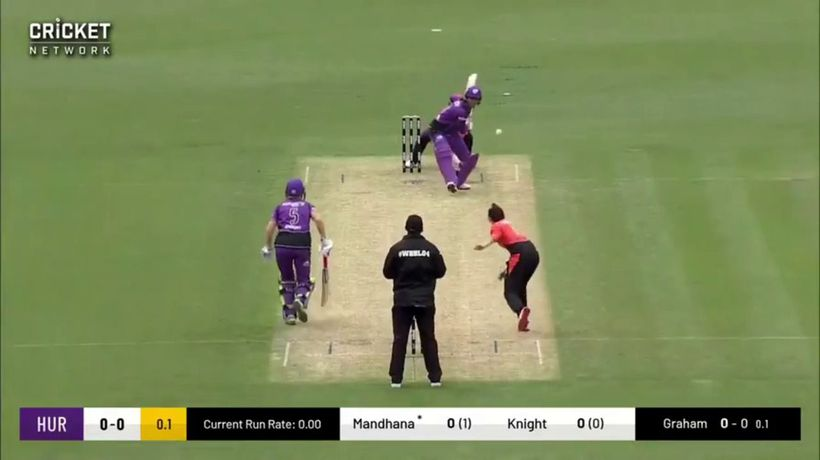 WATCH: Scorchers' thrilling super over win