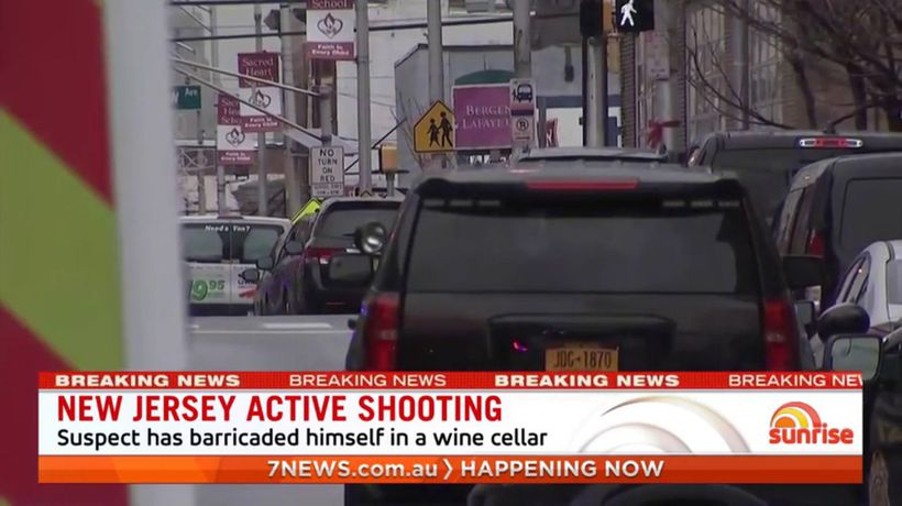 Active shooter situation unfolding in New Jersey
