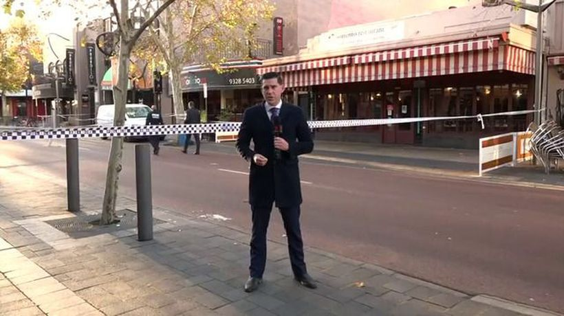 Police condemn attack on Perth nightclub worker