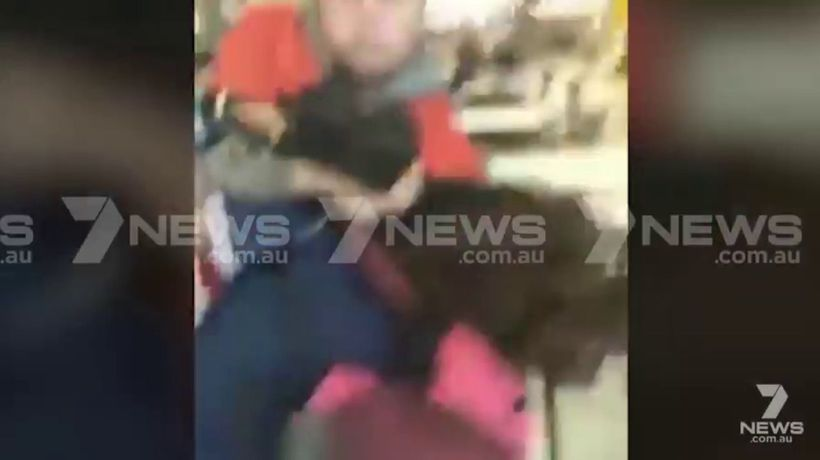 Second video emerges of schoolgirl brutally attacking defenceless victim