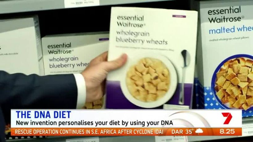 New technology taking dieting to a whole new level