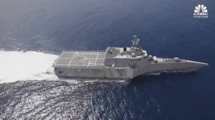 What it's like inside the Navy's Littoral Combat Ship: CNBC After Hours