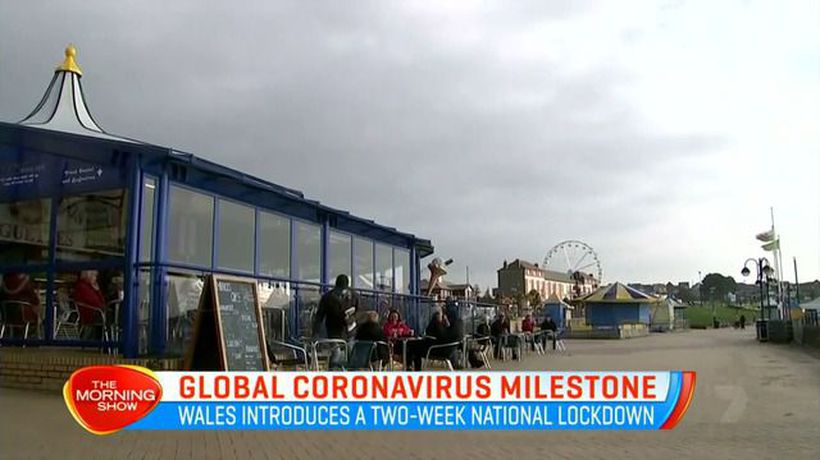 COVID infections surge in Europe