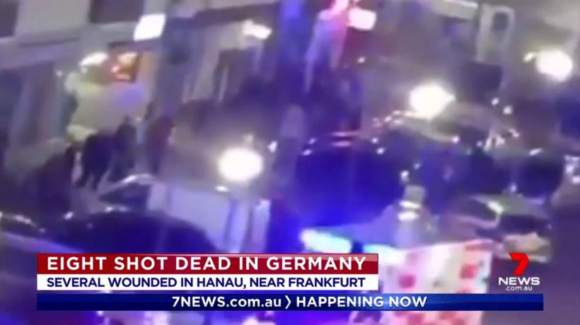 Germany shooting