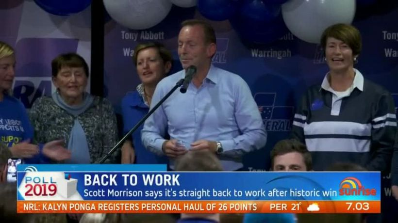 Coalition closes in on majority