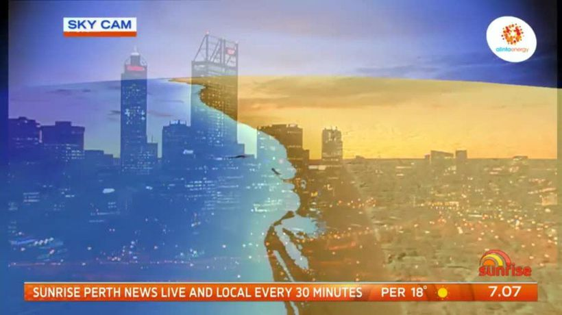 Chilly start to Wednesday as Perth records its coldest morning of winter so far