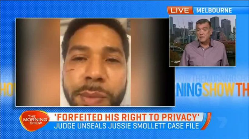 Judge unseals Jussie Smollett case
