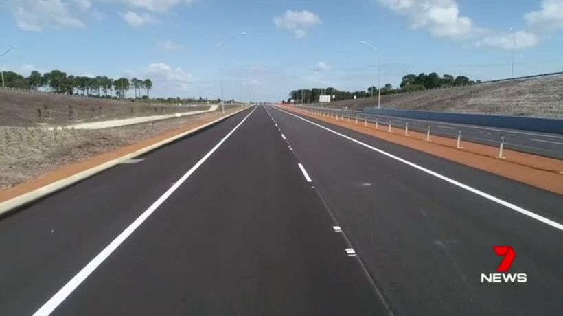 Another Northlink section opens to the public