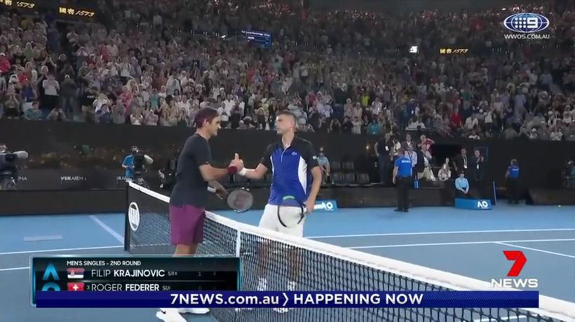 Stars flourish at the Australian Open