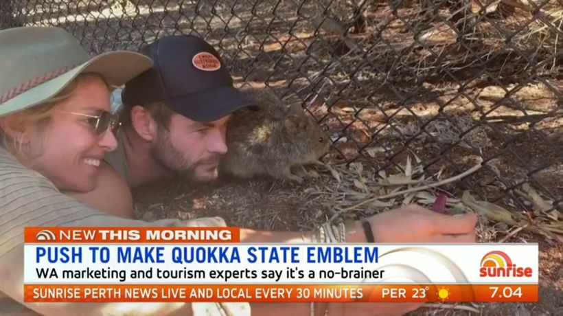 Push to make Quokka WA's new State emblem