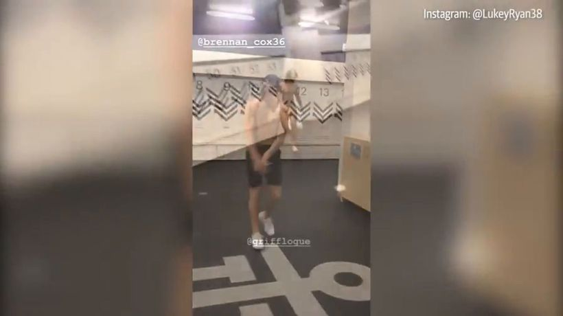 Dancing Dockers: Who has the best moves?