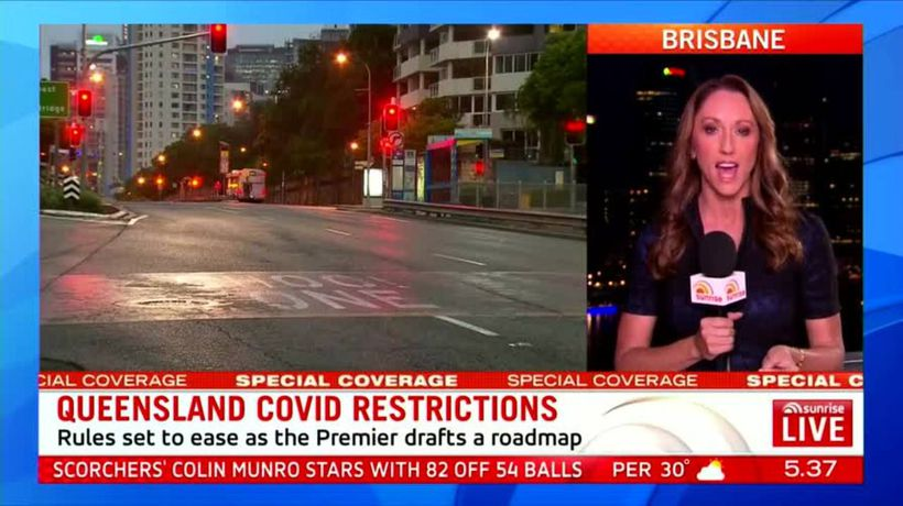 QLD to ease COVID restrictions