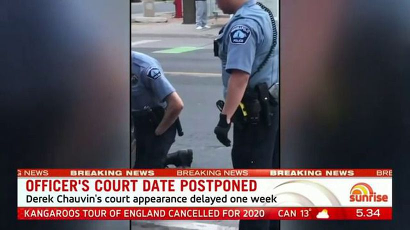 US Police officer's court date postponed