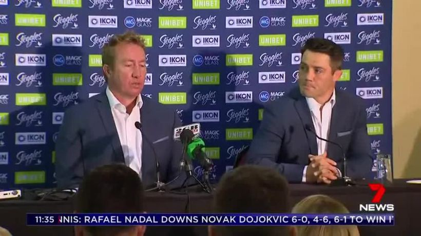 Cooper Cronk retires from NRL
