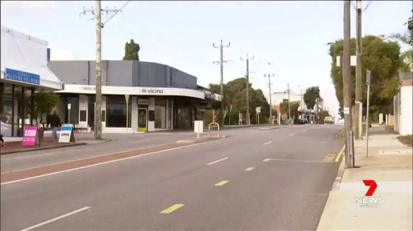 Police hunt sex predator in Leederville
