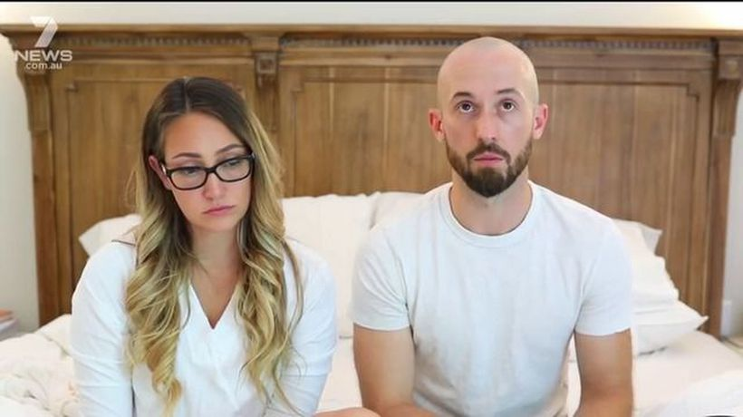 Influencers face backlash after giving up adopted son