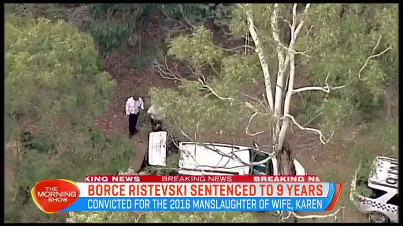 Borce Ristevski sentenced to 9 years jail
