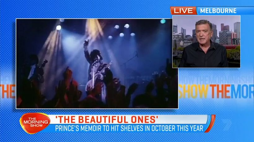 Prince's personal memoir 'The beautiful Ones'to be released this October